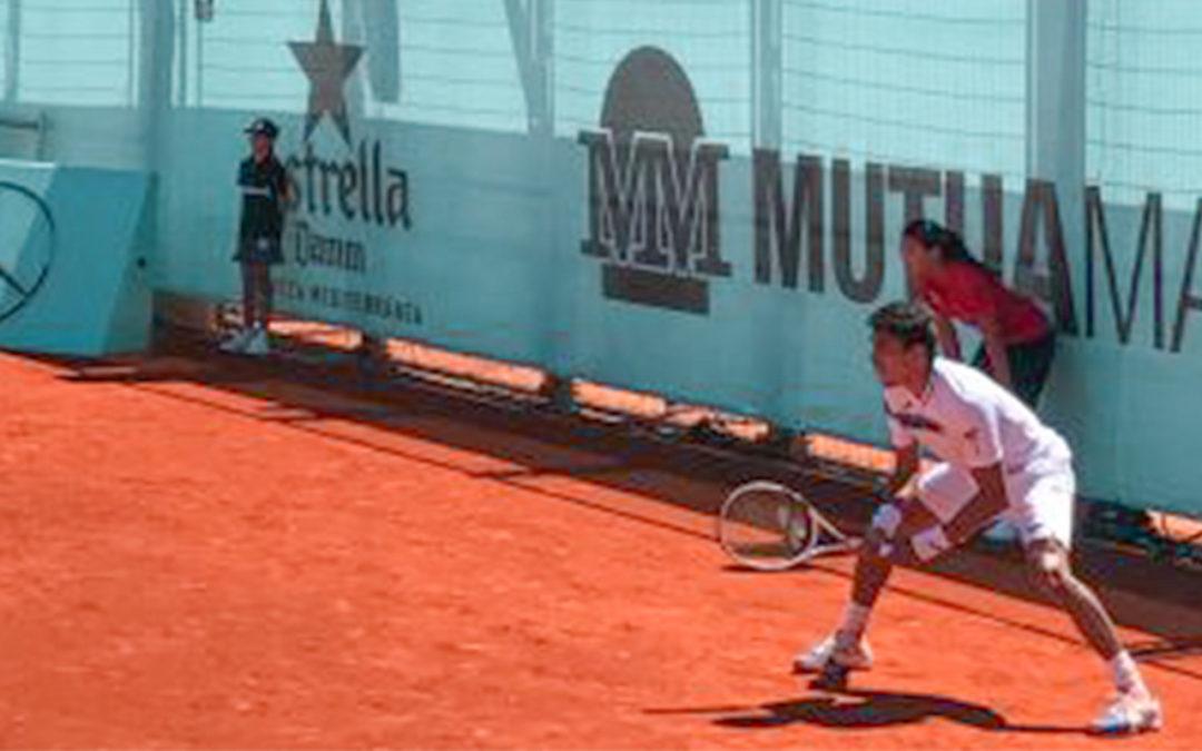 Un poco de mi primer Master 1000 – Mutua Madrid Open 2017