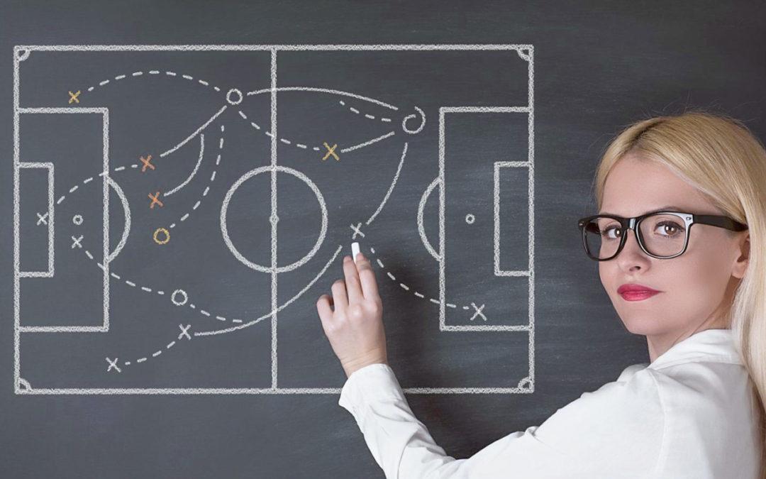 Mujeres en la Gestión Deportiva