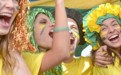 Lanzamiento de la camiseta de la Selección Brasileña de Fútbol